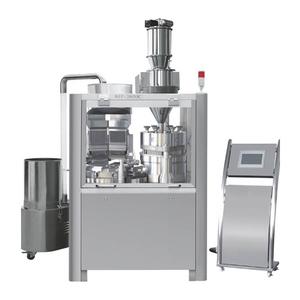 Máquina automática de lenado de cápsulas NJP-2-6000C