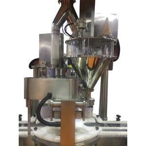 Línea de envasado automático de leche de fórmula